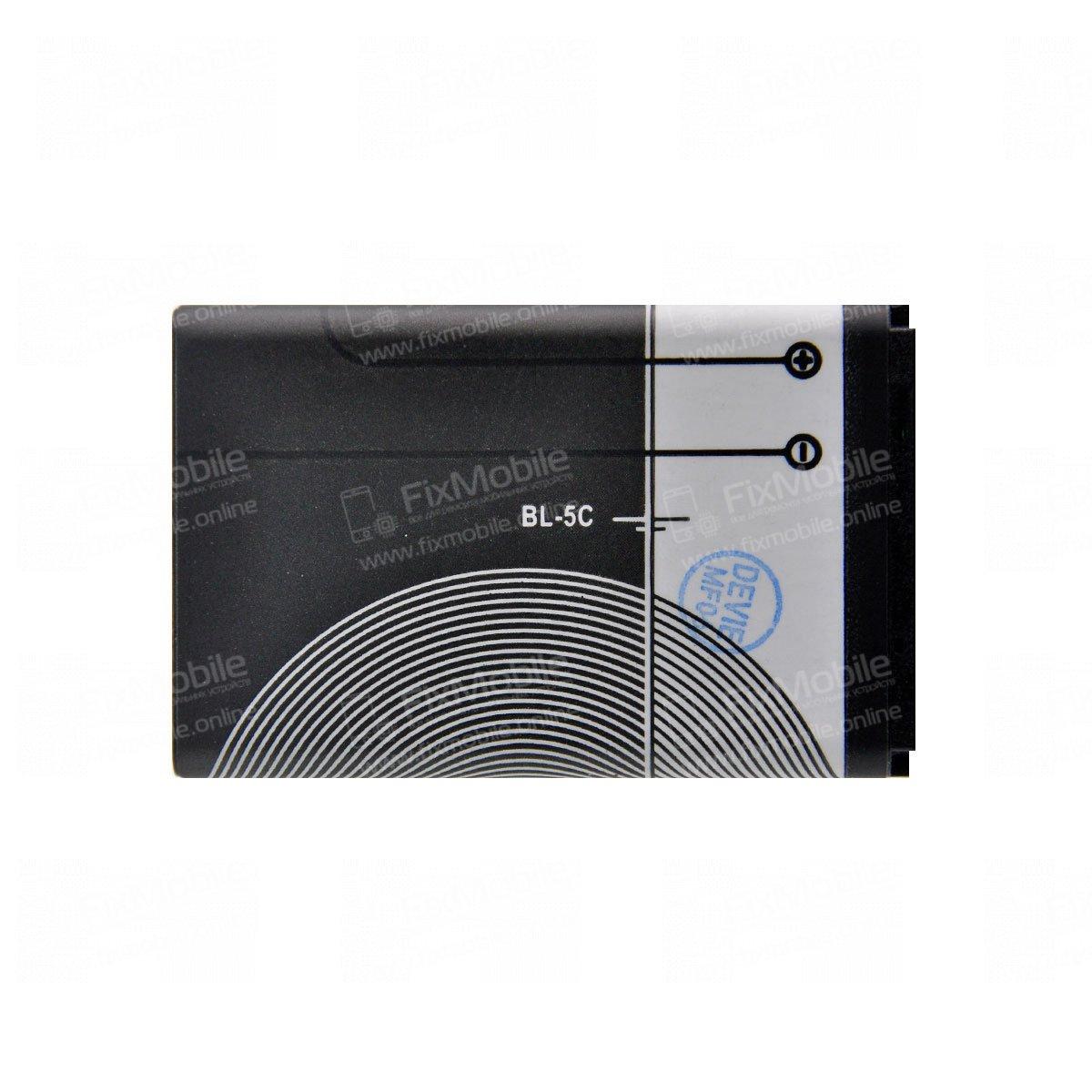 Аккумуляторная батарея для Nokia 220 BL-5C